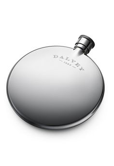 Contemporary Hip Flask - engraved Stainless steel
