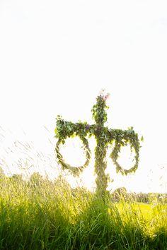 Swedish Midsummer May Pole - Celebrated every year Friday and Saturday between 19-26 June