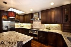 Design Build #KitchenRemodel with custom #Cabinets in San Dimas ...