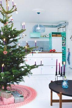 Dejlig jul med kulørt nostalgi - Bolig Magasinet