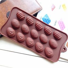 #Easter egg #chocolate #mould silicone cake jelly soap ice 3d eggs cupcake topper,  View more on the LINK: http://www.zeppy.io/product/gb/2/111600782037/