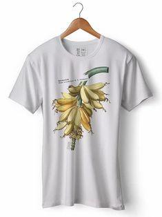 Camiseta BANANA | Loja Botânica