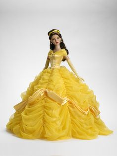 """I'll always kick myself, that I sold her.   22"""" BELLE   Tonner Doll Company"""