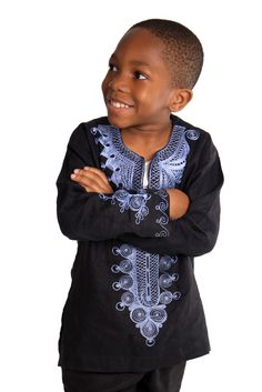 Kiddies: Beautiful African prints styles For Your Kids Baby African Clothes, African Dresses For Kids, African Children, African Women, African Print Fashion, African Fashion Dresses, Fashion Prints, Black Kids Fashion, Boy Fashion