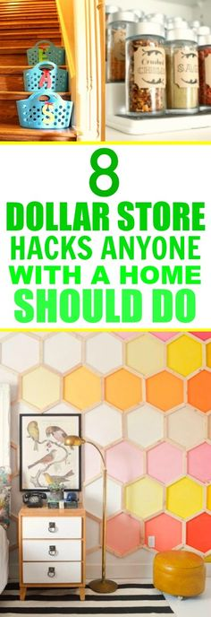 DIY Furniture : These dollar store hacks are really great! I'm glad I found these home hacks! Now I have some great DIY projects, organization ideas, and Dollar Store Hacks, Dollar Stores, Apple Tv, 1000 Lifehacks, Do It Yourself Inspiration, Style Inspiration, Dollar Tree Crafts, Just Dream, Storage Hacks