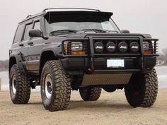 Jeep Cherokee XJ Modifications | Jeep Cherokee XJ Mod.00