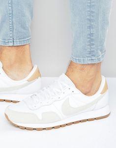 Nike Air Pegasus 83 Prm Sneakers In White 844752-100