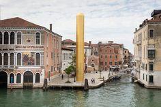 James Lee Byars, Dario Lasagni, Richard Ivey · The Golden Tower