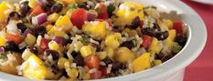 Minute® - Black Bean and Mango Rice Salad - We can help.®