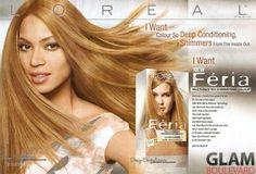 Beyonce Hair Color Loreal