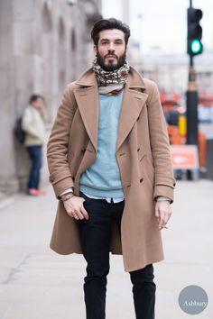 Mens Winter Street Fashion Mens winter st.