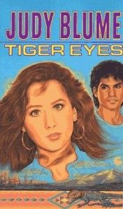 Tiger Eyes by Judy Blume Tiger Eyes, 80s Kids, Book Review, Growing Up, History, Reading, Books, Cover, Classic