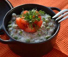 12 hűsítő saláta, ami tökéletes köret a nyárra! | Mindmegette.hu Tzatziki, Iron Pan, Coleslaw, Cheeseburger Chowder, Thai Red Curry, Salads, Chicken, Ethnic Recipes, Food