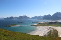 Yes, it's North Norway. Above the Arctic Circle.