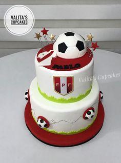 Torta selección Perú