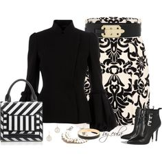 """Michael Kors Boots (Outfit Only)"" by eula-eldridge-tolliver on Polyvore"