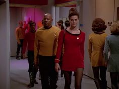 "Star Trek: Deep Space Nine 5 x 6 ""Trials & Tribble-ations """