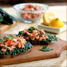Salmon Tartine tf