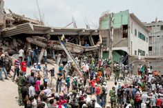 A Year After the Deadly Bangladesh Factory Disaster | e-News®