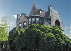Norumbega Castle in Camden, Maine. Check.