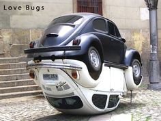 vw beetle, one of my two dream cars :)