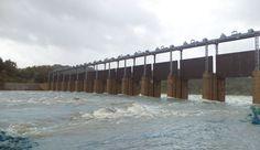 "This is a 10.5MW ""run of the river"" scheme located on the Gurupur River in Moodabidri, Dakshina Kannada District, Karnataka."