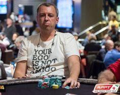 2015 Aussie Millions Suchanek Leads ~ Lucky 777 Poker