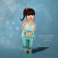 Laina Turquoise ♥