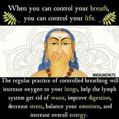 Breathe in.breathe out! Pranayama, Stage Yoga, Breathing Meditation, Kundalini Meditation, Yoga Lyon, Breathing Techniques, Good Mental Health, Breath In Breath Out, Lunges