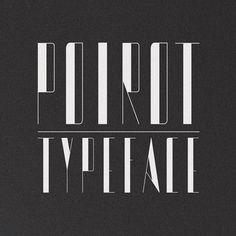 Poirot typeface