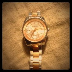 Micheal kors women's watch It's in great condition has some wear on the bottom part of the watch Michael Kors Other
