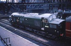 Class 37 D6722