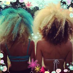 natural veterans  Naturally Fierce Feature: Lightyear & Venus Big Hair Girls