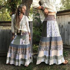Girls Glamorously Shabby Chic Cream Beaded Long Sleeved Knee Length Upcycled Dress Size 6
