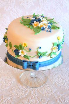 Spring cake  Cake by Neva