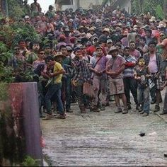 Tradicional Recorrido (Plebe)  Carnaval en honor a Jesús de la Buena Esperanza, san Fernando Chiapas