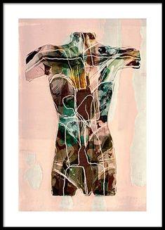 My Anatomy Plakat i gruppen Plakater / Størrelser / 50x70cm hos Desenio AB (3242)