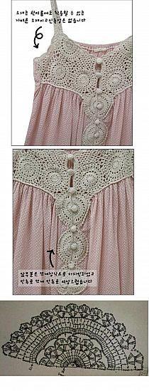 An Australian fashion, beauty Col Crochet, Crochet Fabric, Crochet Collar, Crochet Woman, Crochet Blouse, Cotton Crochet, Crochet Braids, Crochet Motif, Crochet Designs