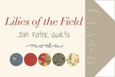 Hangtag Lilies of the Field-Jan Patek