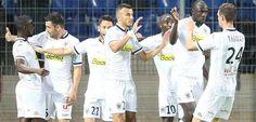 Félicitations aux footballeurs du SCO d'Angers dont est partenaire Bodet avec leur victoire face à Montpellier 2 - 0.