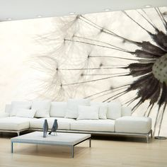 Fototapeta Fliz 300x210cm dmuchawiec 10110903-4 - artgeist - Tapety #dandelion #wallpaper