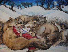 Art by Jackie Morris