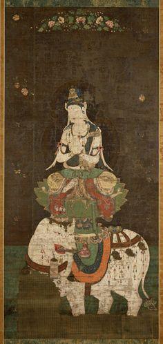Fugenbosatsu - 院政期文化 - Wikipedia