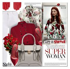 """""""SheIn 8"""" by barbarela11 ❤ liked on Polyvore featuring Dolce&Gabbana, Donna Karan, Furla, Winter, chic, Sheinside, winterstyle and shein"""