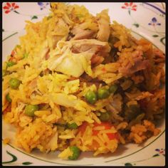 Arroz Con Pollo, Lightened Up Recipes — Dishmaps