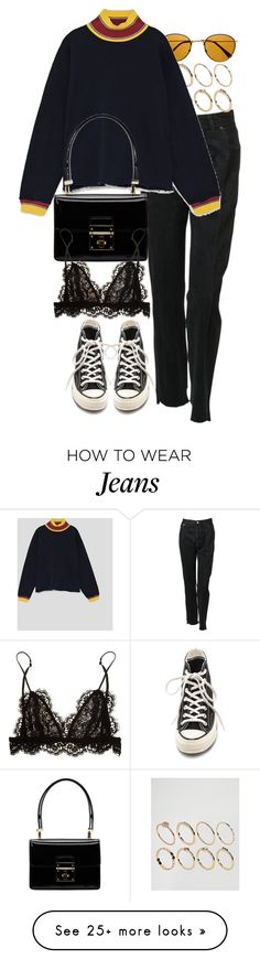"""Untitled #11264"" by nikka-phillips on Polyvore featuring Vetements, ASOS, Retrò, Converse, Dolce&Gabbana and Isabel Marant"