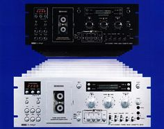 High end Eumig FL1000 cassette deck was one of the very finest…