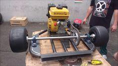 SóDeRolê - Drift Trike Motorizado (Construção)