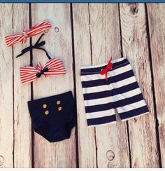This girl makes the most precious baby swimsuits and rompers!! Check her out on her Instagram page at http://instagram.com/islas_closet