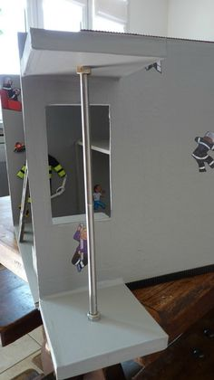 caserne  pompier DIY